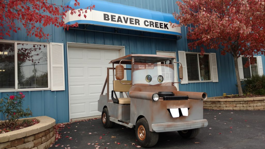 Beaver Creek Golf Cart