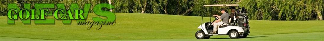 Golf Car News
