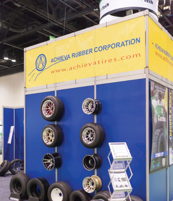 ACHIEVA RUBBER CORPORATION