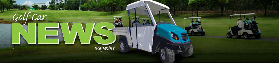 Golf Car News