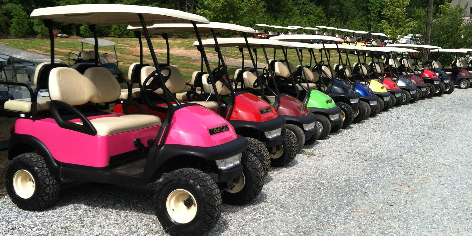 The Evolution Of The Golf Cart To Small Electric Vehicles Golf