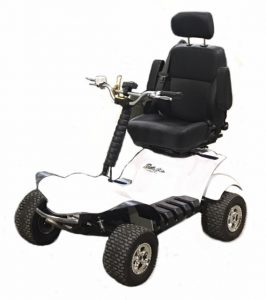 Swift /ALLMobile Single Rider Golf Cars, the Genesis